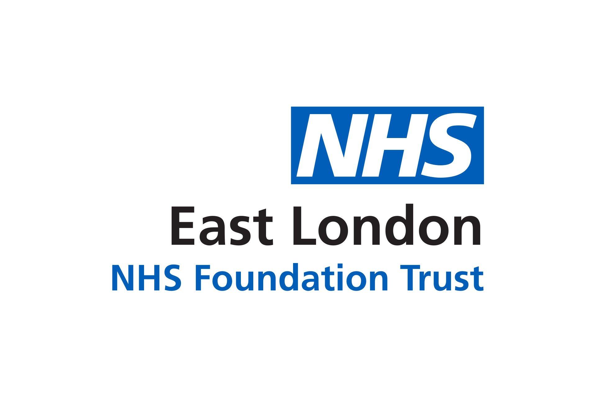 East-London-NHS-logo