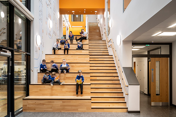 Designing in safety in modern education spaces