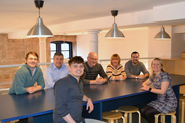 Meet the new members of our expanding team at SHP