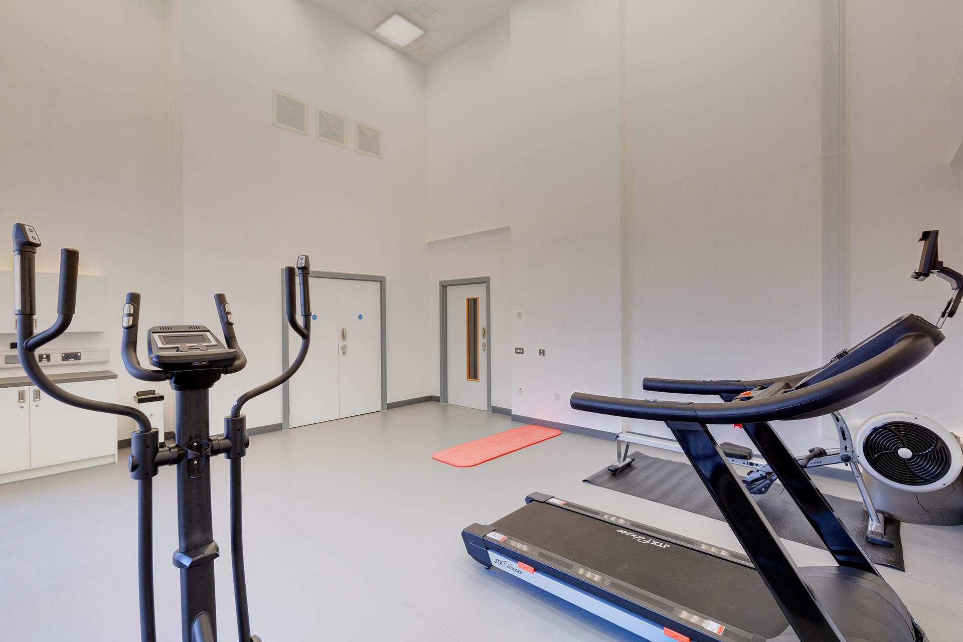 NHS Sowenna Centre Gym