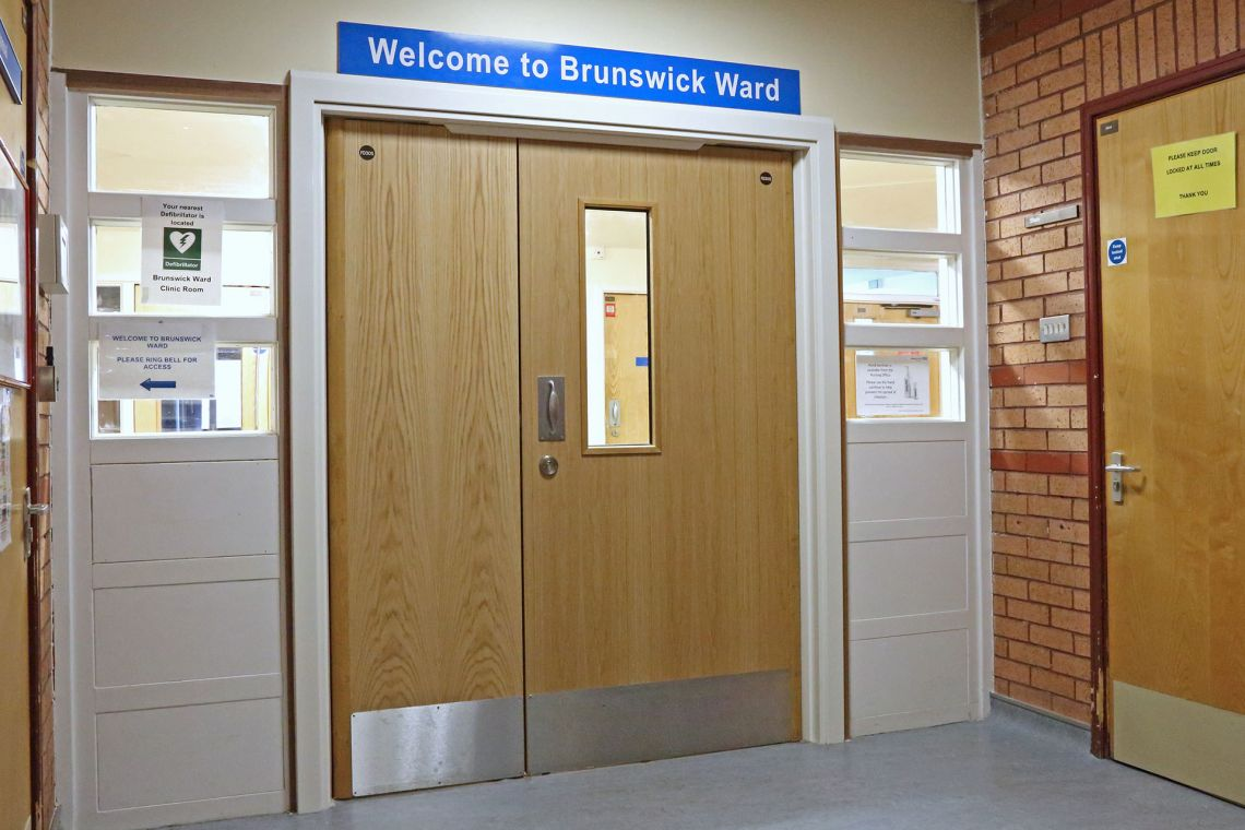 Brunswick Ward, Mersey Care NHS FT