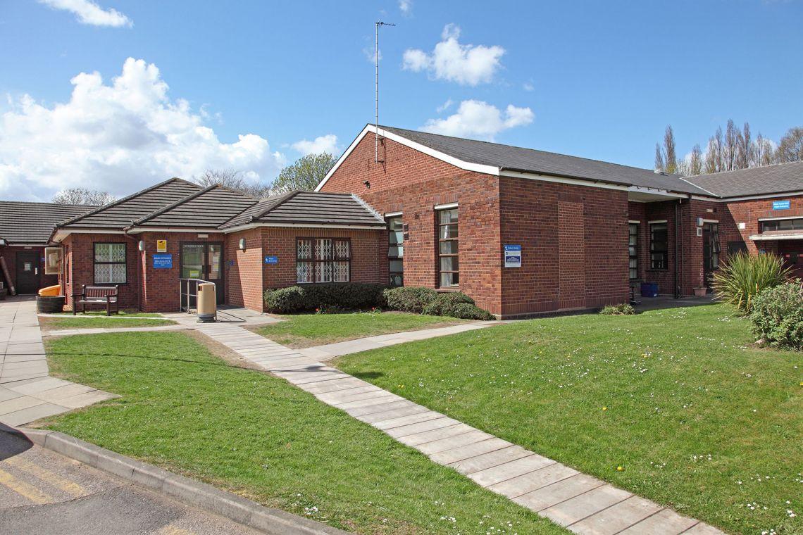 Birmingham and Solihull Mental Health FT                         Eden-Ward-129-1