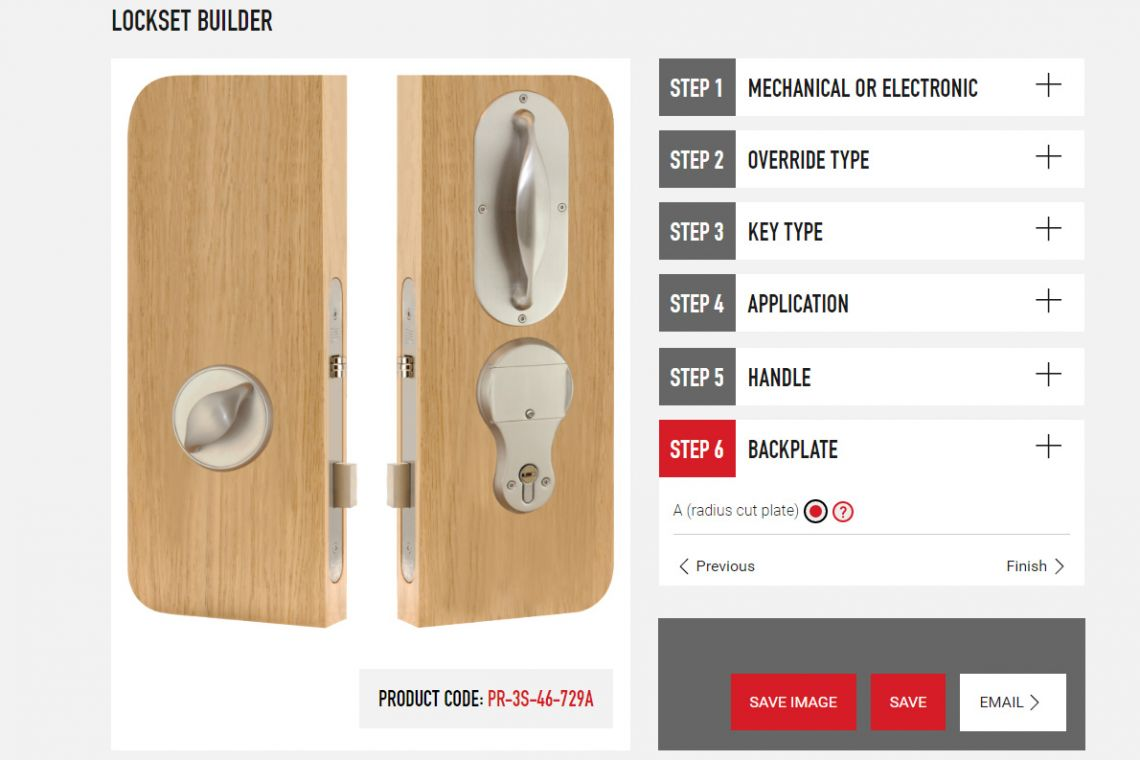 Lockset Builder