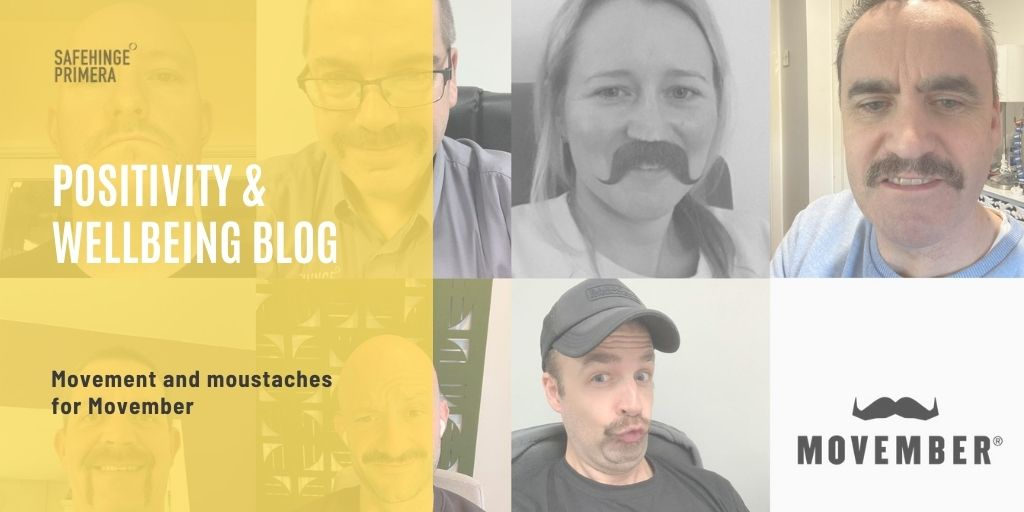 Movember: Supporting men's health charities