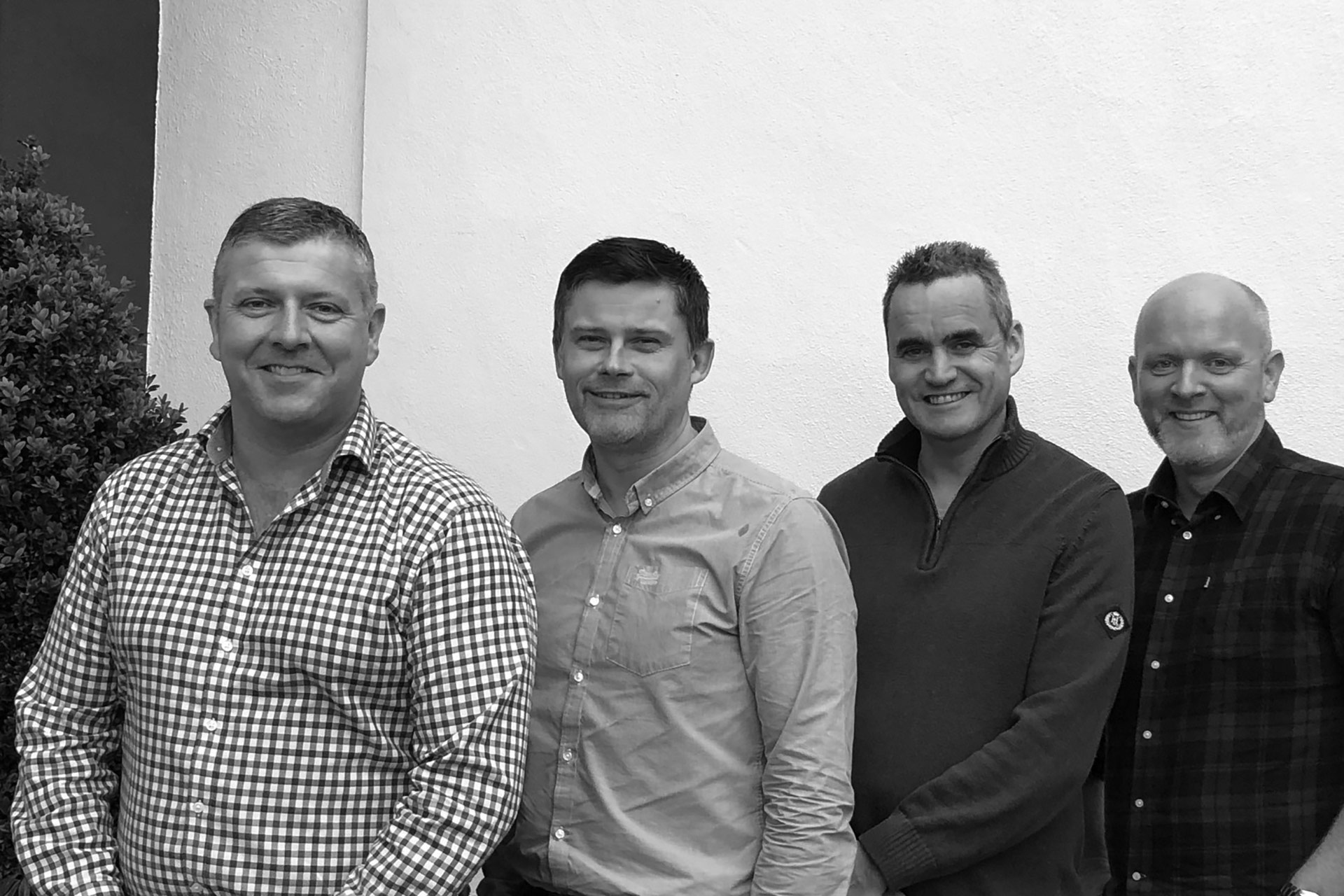 SHP appoints leadership team to drive continued growth and internationalisation