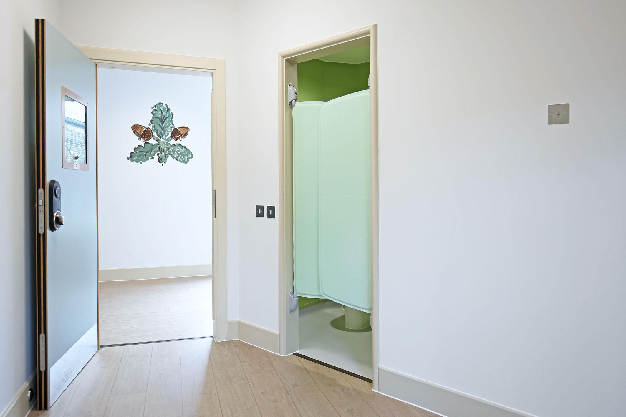 Devon NHS En-suite doors