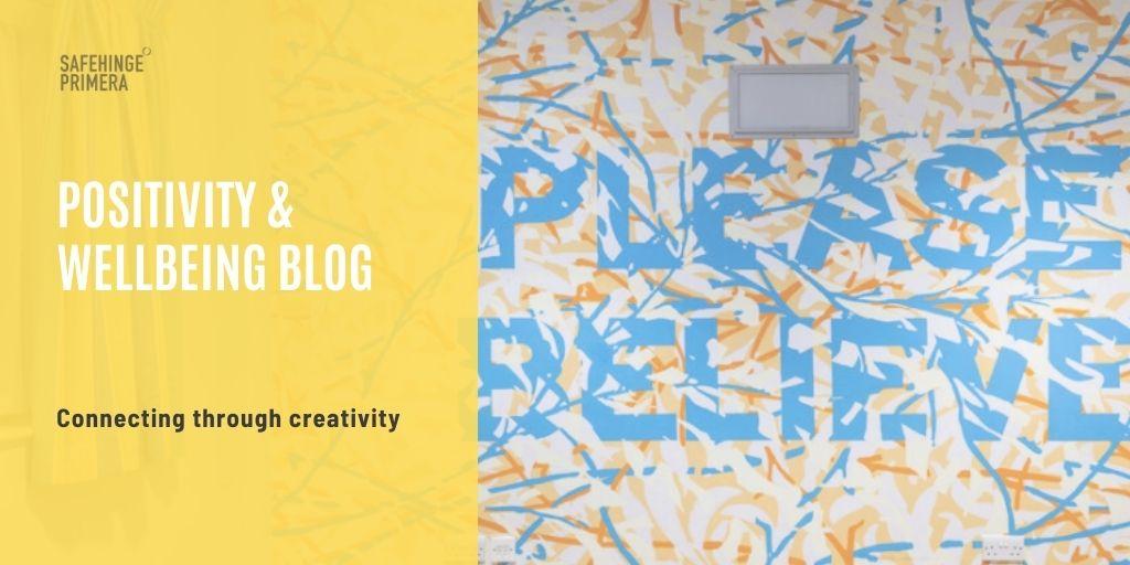 Connecting through creativity